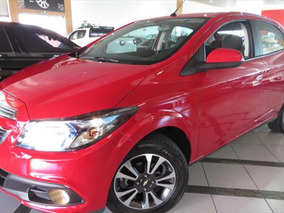 Chevrolet Onix Ltz 1.4 Aut Flex 2016 Vermelho