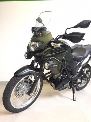 Kawasaki Versys X 300 Tourer - Honda Xre 300 2018