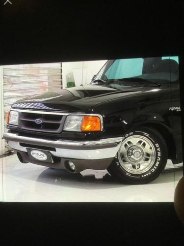 Ford Ranger  Completa. Compro. Veículo Deve Estar Perfeito