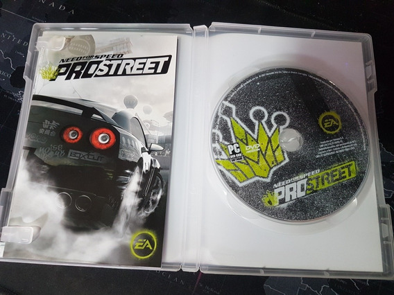 Need For Speed Pro Street - Pc Original