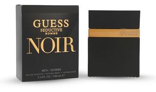 Perfume Guess Seductive Homme Noir 100ml Edt Spray