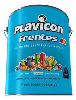 Plavicon Frentes Xp Impermeable Exterior Blanco Lata X 5 Kg