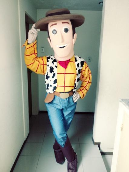 Disfraz Woody Toy Story Vaquero Por Día