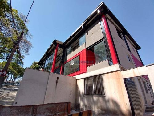 Ponto À Venda, 440 M² Por R$ 3.500.000,00 - Jardim Esplanada Ii - São José Dos Campos/sp - Pt0061