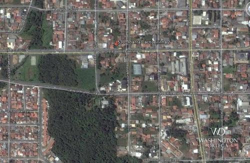 Imagem 1 de 5 de Terreno À Venda, 625 M² Por R$ 900.000,00 - Centro - Araucária/pr - Te0189