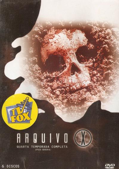 Box 6 Discos - Arquivo X - Novo Lacrado***