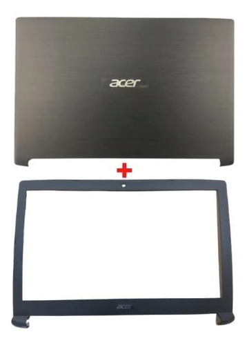 Tampa Lcd + Moldura Para Acer Aspire 5 A515-51 A515-51g Nova