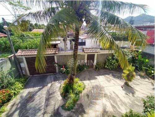 Imagem 1 de 16 de Casa Com 5 Dormitórios À Venda, 300 M² Por R$ 800.000,00 - Serra Grande - Niterói/rj - Ca0762