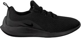 Tenis Nike Viale Gs Unisex- Negro Ah5554 001