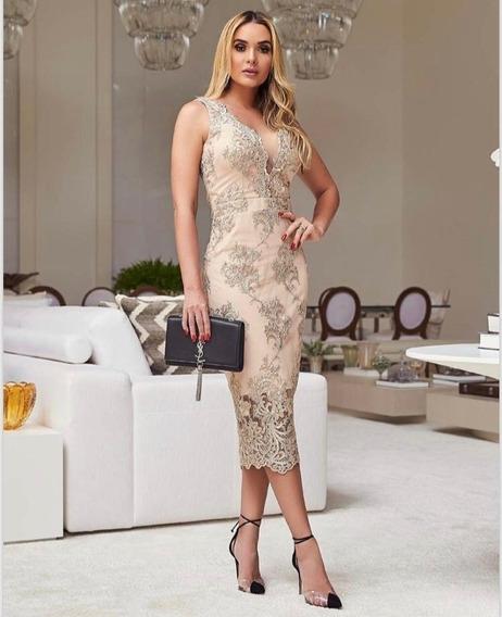 Vestido Luzia Fazzoli