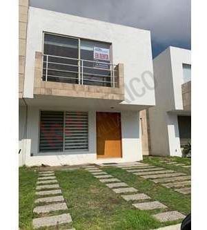 Casa En Renta Juriquilla Santa Fe Queretaro 3 Habitaciones Espacios Amplios