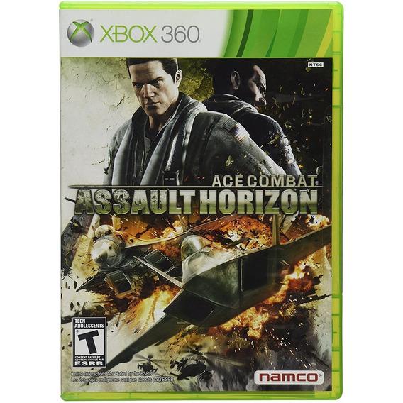 Ace Combat Assault Horizon Xbox 360 Mídia Física