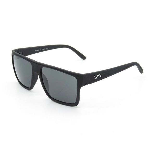 Óculos De Sol Masculino Sandro Moscoloni Onofre Preto
