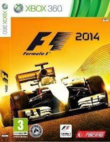 F1 2014 Xbox360 - Mídia Digital