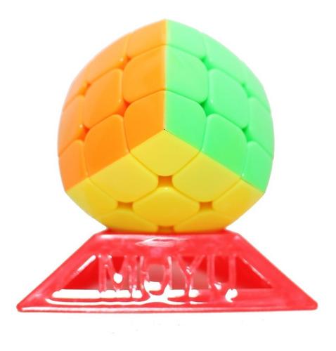 Cubo Magico 3x3 De Rubik 3x3x3 Yuxin Candy Redondeado