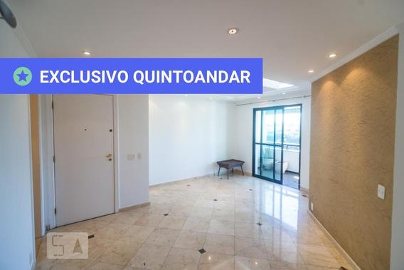 Apartamento No 5º Andar Mobiliado Com 3 Dormitórios E 2 Garagens - Id: 892946205 - 246205