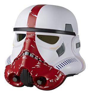 Star Wars Black Series Casco Incinerator Trooper