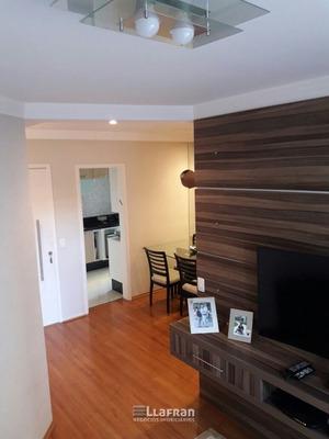Apartamento 3 Dormitórios No Vista Verde Taboão - 1095-1