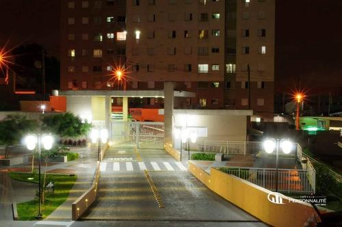 Apartamento Com 2 Dormitórios À Venda, 43 M² Por R$ 240.000,00 - Canhema - Diadema/sp - Ap0525
