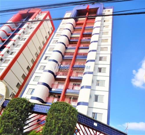 Apartamento À Venda Em Vila Industrial - Ap284511