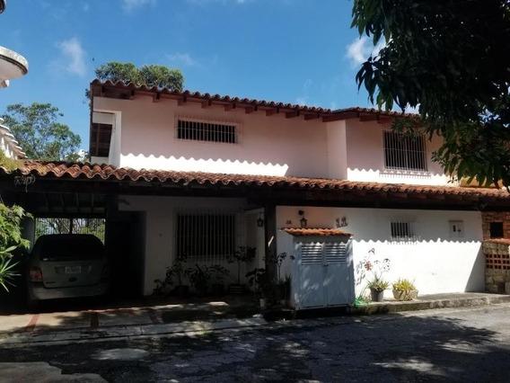 Casa En Venta Los Naranjos Del Cafetal Mls #20-4005