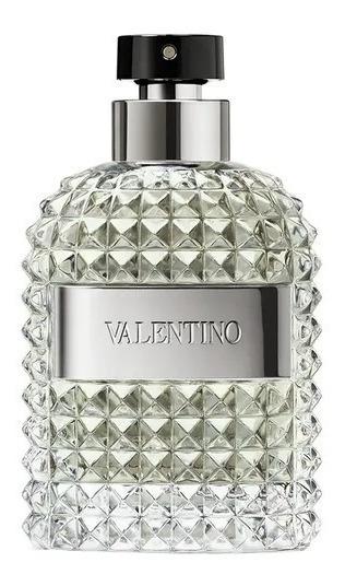 Perfume Valentino Uomo Acqua Masculino Edt 75ml Selo Adipec