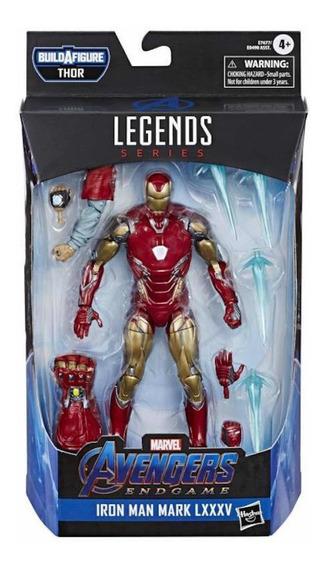 Iron Man Mark Lxxxv Marvel Legends Avengers End Game