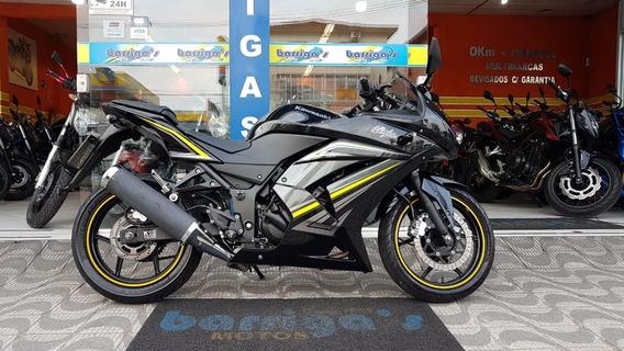Kawasaki Ninja 250r Limited Edition Preta 2012
