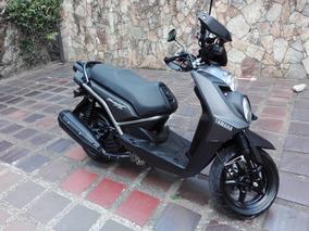 Yamaha Bws Yw125 Negra