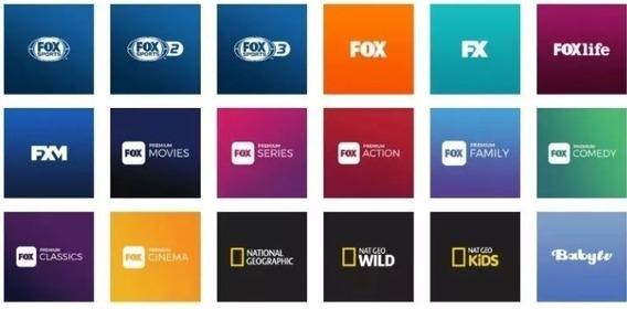 Fox Play Para Smart Tv