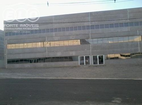Imagem 1 de 11 de O Condomínio Industrial Caldeira Possui Galpões Com Moderna Infraestrutura Para A Instalação Da Sua Indústria. Em Excelente Localização, A 500 Metros - Gl00121 - 33988875