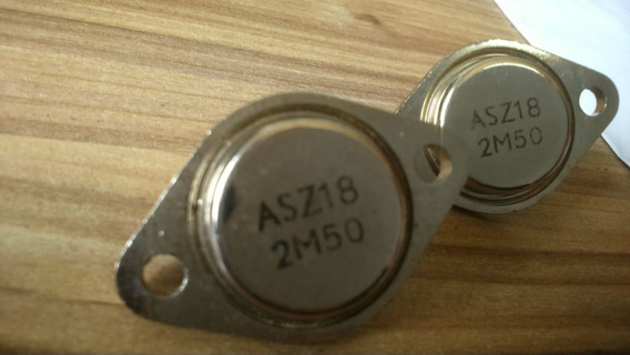 Transistor Asz 18 (2m50)