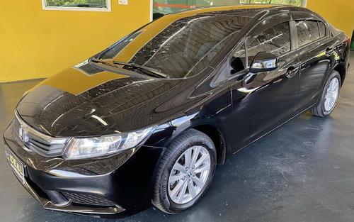 Honda Civic Lxs 2016 Automático Impecável Novo