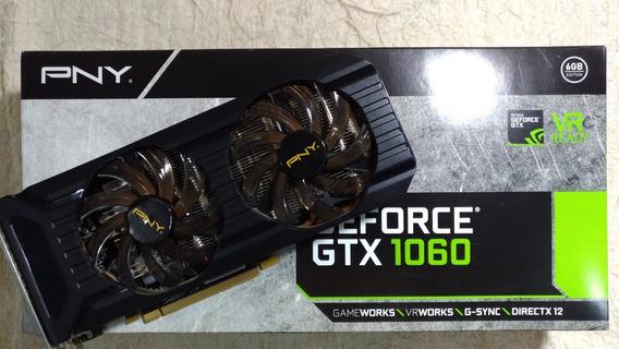 Pc Gamer Placa De Vídeo Gtx 1060 6gb Pny