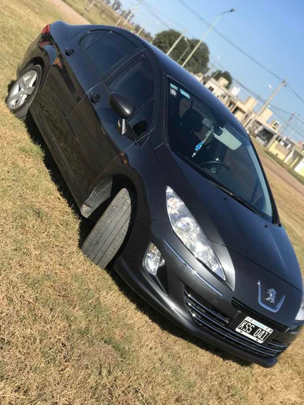 Peugeot 408 2.0 Allure 143cv Con Gnc