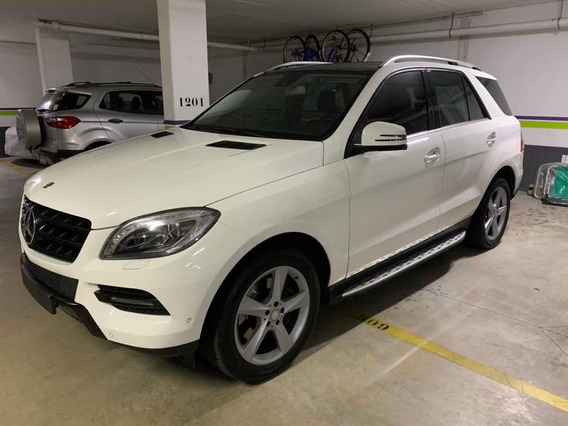 Mercedes-benz Ml 3.0 Ml400 4matic Sport B.eff Techo 2015