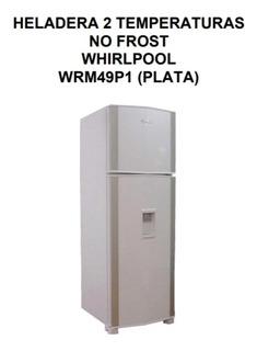 Heladera Con Freezer No Frost Whirlpool 440lts