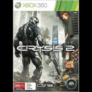 Crysis 2 Limited Edition Impecable Xbox 360