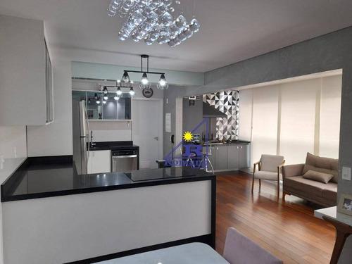 Apartamento Com 3 Dormitórios À Venda, 94 M² Por R$ 1.080.000,00 - Tatuapé - São Paulo/sp - Ap4328