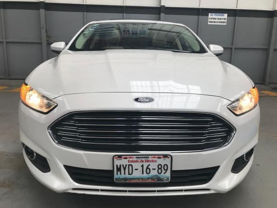 Ford Fusion Se Luxury Plus 2016
