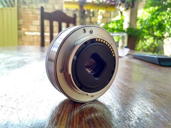 Lente Sony 16mm 2.8 Aps-c E-mount