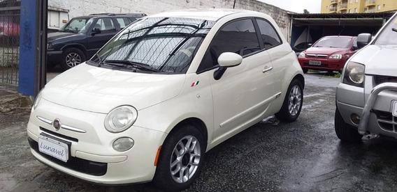 Fiat 500 Cult 1.4 Flex Muito Conservado, Sem Detalhes !!!