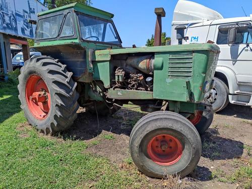Tractor Deutz A85 Con Duales - Control Remoto Muy Bueno!