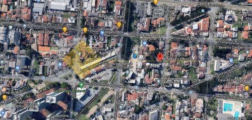 Terreno À Venda Com 420m² Por R$ 845.000,00 No Bairro Alto Da Xv - Curitiba / Pr - 679