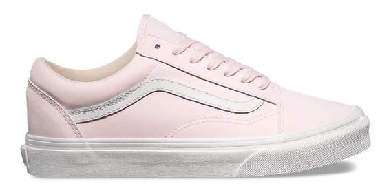 Championes Vans Old Skool Heavenly Pink - La Isla