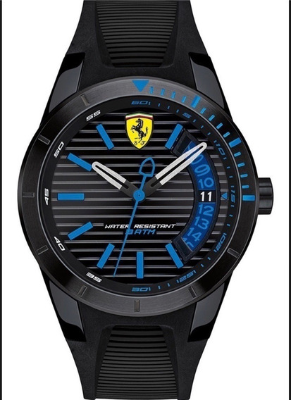 Relógio Scuderia Ferrari Modelo - 0830427 Original