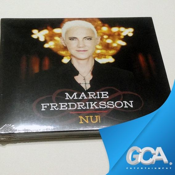 Marie Fredriksson Nu! Roxette Cd Somos Gca Envío Gratis