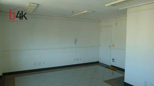 Sala Para Alugar, 32 M² Por R$ 1.400,00/mês - Moema - São Paulo/sp - Sa0156