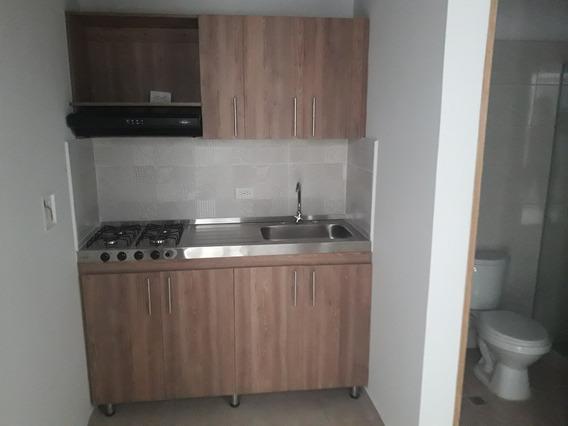 Apartamento En Arriendo En Campo Valdes Cod 5314