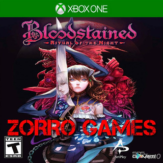 Bloodstained Ritual Of The Night Xbox One Digital